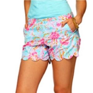 Lily Pulitzer The Buttercup Short